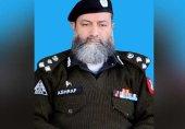 پشاور میں خودکش حملے میں ایڈیشنل آئی جی محمداشرف نورشہید