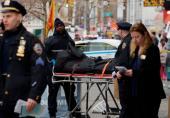 نیویارک سب وے میں دھماکے کی اطلاعات