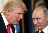 پوتن کا ٹرمپ کو شکریہ کا فون، سی آئی اے کی مدد سے روس میں دہشت گردی کا منصوبہ ناکام