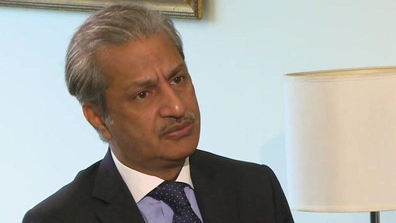 Absar Alam, Chairman PEMRA