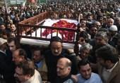 دعا کی طالب عاصمہ جہانگیر کے جنازے کا آنکھوں دیکھا حال