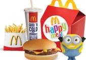 میکڈونلڈ اپنا ہیپی میل تبدیل کرے گا