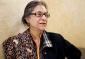 عاصمہ جہانگیر…. قطبی ستارہ ٹوٹ گیا