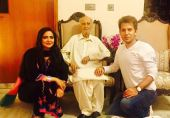 مشتاق احمد یوسفی سے ملاقات: قہقہوں بھری چند شریر یادیں