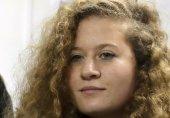 اسرائیلی فوجی کو تھپڑ مارنے والی فلسطینی لڑکی کو آٹھ ماہ قید کی سزا