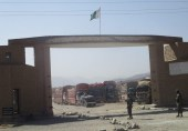 پاکستانی تجارتی قافلہ خوست میں ناٹو چیک پوسٹ پر روک لیا گیا
