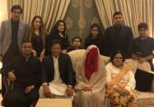 عدت کے دوران نکاح، ''میری عزت رکھیےگا'' نکاح خواں سے عمران خان کی درخواست