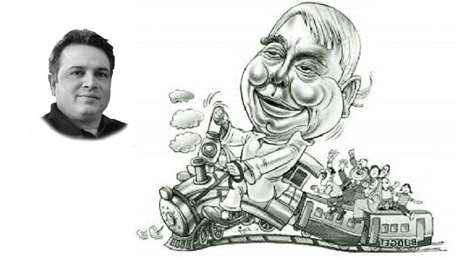 مثالی ان پڑھ سیاست دان لالو پرشاد یادیو اور نکما خواجہ سعد رفیق