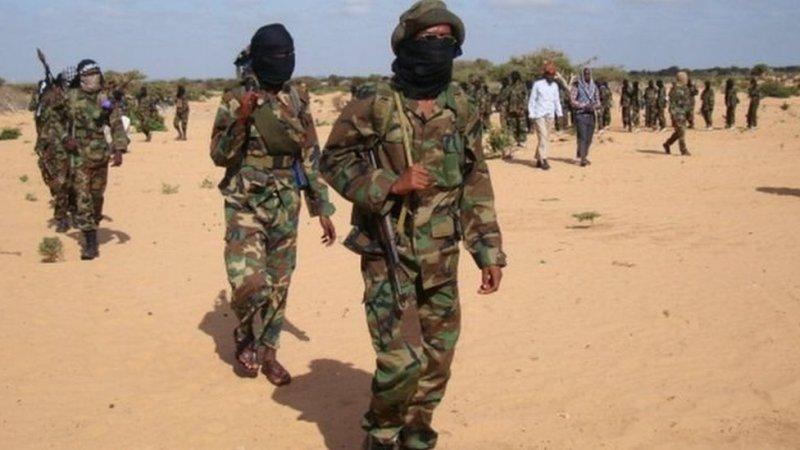صومالیہ، الشباب کے جنگجو