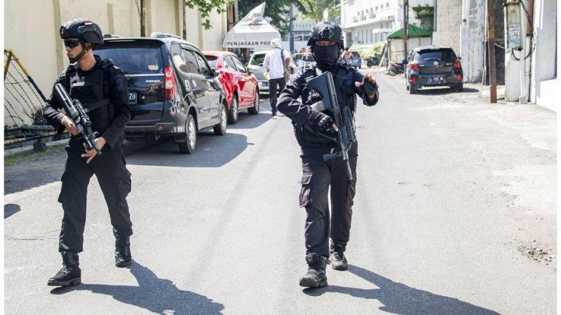 پولیس انڈونیشیا