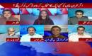 سینئر صحافی افتخار احمد اور تجزیہ کار حفیظ اللہ نیازی کے درمیان ٹی وی ٹاک شو میں تلخ کلامی