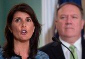 امریکہ نے اقوام متحدہ کی کونسل برائے انسانی حقوق سے علیحدہ ہونے کا اعلان کر دیا