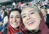 ورلڈ کپ 2018: آخر کار ایرانی خواتین کو فٹبال سٹیڈیم جانے کی اجازت مل گئی