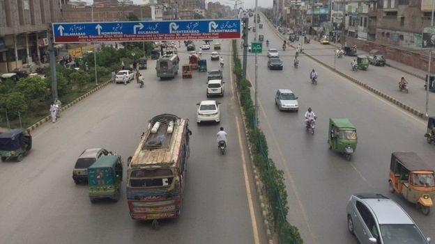 پشاور، میٹرو