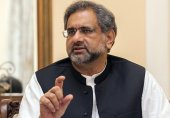 سابق وزیراعظم شاہد خاقان عباسی کی سادگی