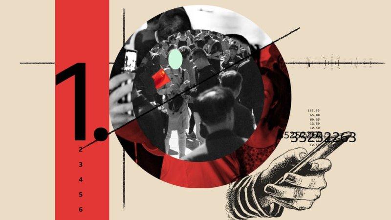 China's social credit system