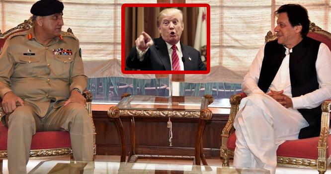 پاکستانی جنرل عمران خان کے ذریعے امریکہ کو بے وقوف بنانے کی کوشش کررہے ہیں: دی اکانومسٹ
