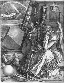 Dürer, Melencolia