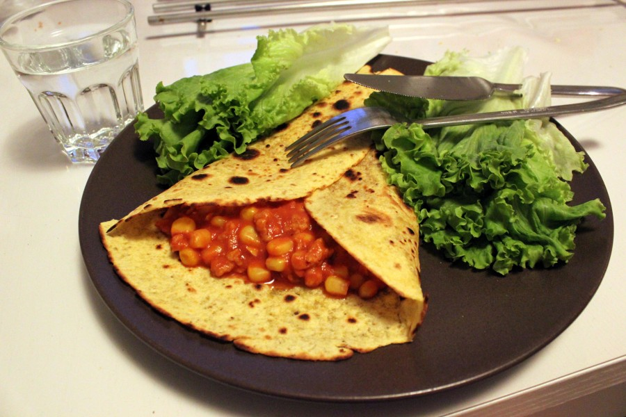 Tortillas Wraps