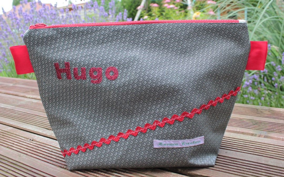 Trousse de toilette Hugo