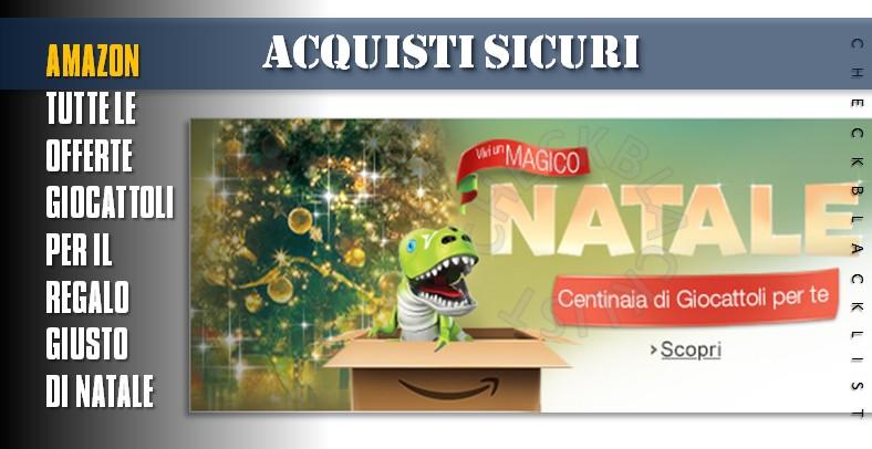 best website 25829 13cfa Amazon, qui trovi giocattoli con prezzi e offerte speciali ...
