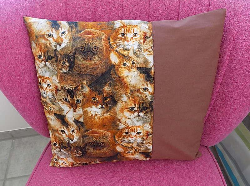 Katzenkissen Sessel
