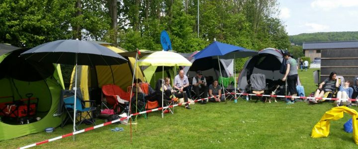 Agility OWL Cup Turnier in Hiddenhausen am 14.05.2017