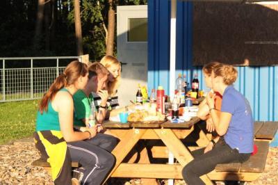 2012 - Training Jugendgruppe