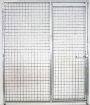 Gitterelement Tür rechts Comfort Line