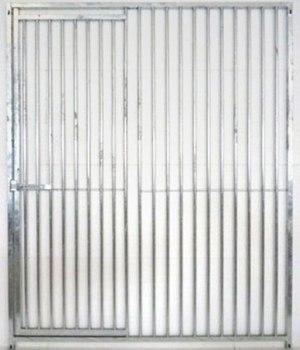 Rohrstabelemet 55mm Tür links Comfort-Line
