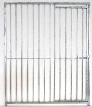 Rohrstabelemet 80mm Tür rechts Comfort Line