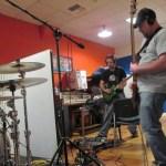Tom on bass Hundred Loud