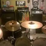 Jam room of Hundred Loud