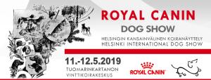 Helsinki internationell hundutställning