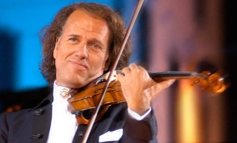 Andre Rieu concert in Budapest 2017