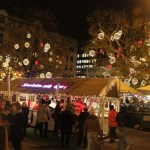 Christmas markets in Budapest 2016