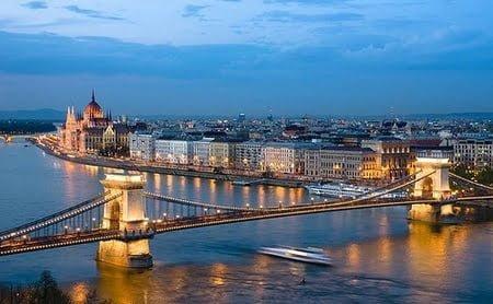 River Cruise Donau