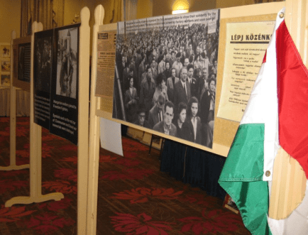 Cleveland Hungarian Association 1956 Exhibit8