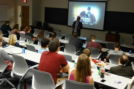 Student Film Screening and Discussion (September 19, 2016), History Department, St.Thomas University (St.Paul)