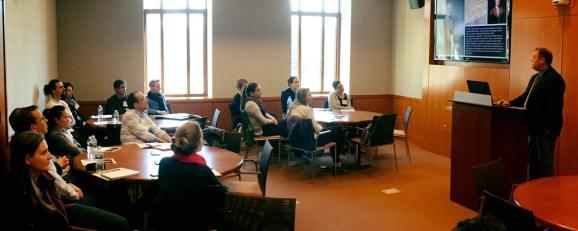 Sean Thomas explains Washington's Leadership character at Mount Vernon