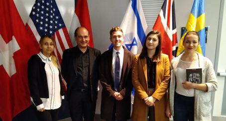 CIP-interns-at-Carl-Lutz-conference