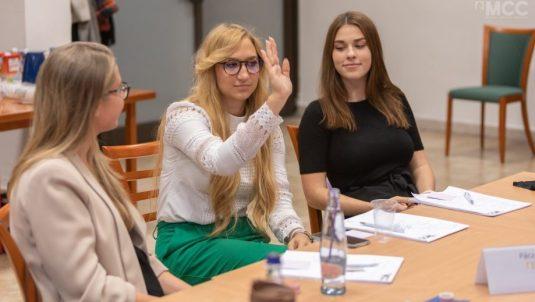 MCC womens leadership program 4