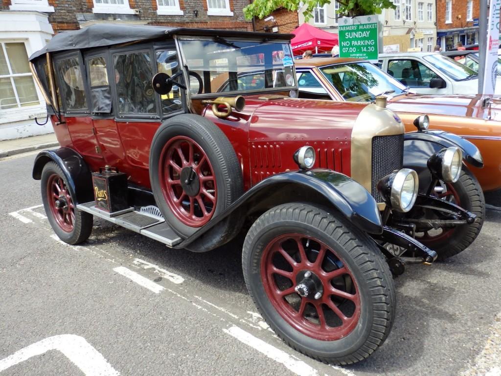 Hungerford Arcade Classic Car Show | Hungerford Arcade