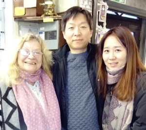 Hungerford Arcade Joseph Cho Antique Warehouse South Korea