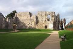 Hungerford Arcade The Abbey Ruins Reading