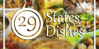 29 States 29 Dishes