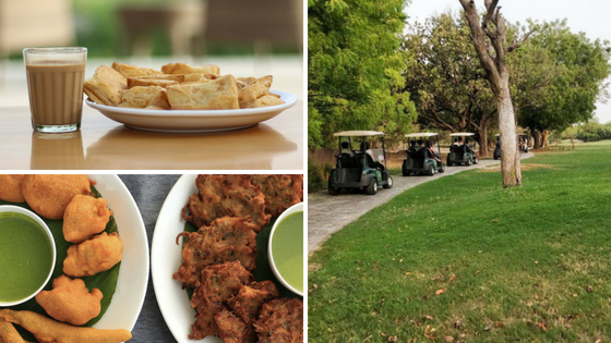 Kensville: Food & Golf Course | A Day At Kensville