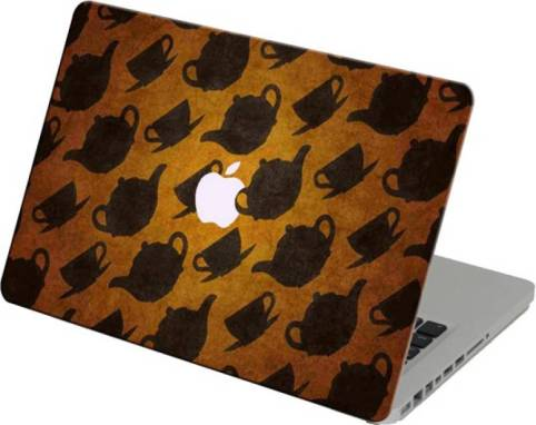 Gift: tea | lover | gift| laptop skin | Gift For Tea Lover