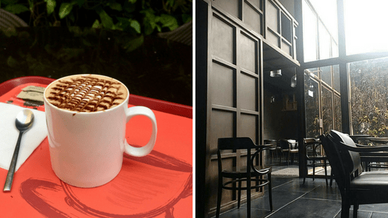 Java+: Coffee | Date| Places| Coffee | Ambience | Coffee date