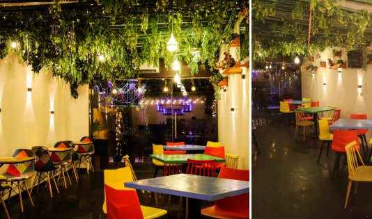 Newly Opened Cafes In Ahmedabad